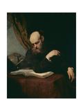 Archimedes Wydruk giclee autor Henry Wyatt
