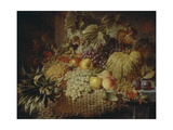 Fruit ('The Summer Gift') Giclee Print by George Lance