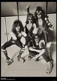 Kiss – Amsterdam 1976 Plakater