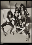 Kiss – Amsterdam 1976 Prints