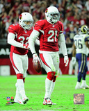Tyrann Mathieu & Patrick Peterson 2014 Action Photo