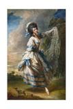 Giovanna Baccelli Giclee Print by Mark Gertler
