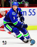 Kevin Bieksa 2014-15 Action Photo