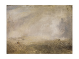 Seascape with Buoy Giclee Print by Joseph Mallord William Turner