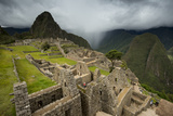 Machu Picchu Photographic Print by Michael Melford