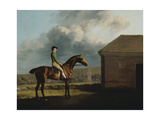 Otho, with John Larkin Up Giclee Print by George Stubbs