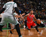 Chicago Bulls v Boston Celtics Photo by Brian Babineau