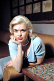 American Actress Jayne Mansfield (1933-1967) Born as Vera Jane Palmer, Here in, 1960 Photo