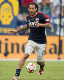 2014 MLS Cup Final: Dec 7, New England Revolution vs LA Galaxy - Jermaine Jones Photo by Kyle Terada