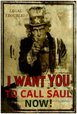 Uncle Saul 2 Print