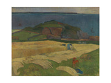 Harvest: Le Pouldu Giclee Print by Joseph Mallord William Turner