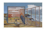 Landscape from a Dream Giclee Print by Paul Nash