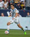 2014 MLS Cup Final: Dec 7, New England Revolution vs LA Galaxy - Stefan Ishizaki Photo by Kyle Terada