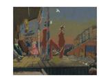 Brighton Pierrots Giclee Print by Walter Richard Sickert