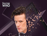 Doctor Who - 11th Doctor Geometric Masterprint