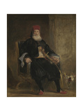 His Highness Muhemed Ali, Pacha of Egypt Giclee Print by Sir David Wilkie