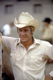 Junior Bonner by Sam Peckinpah with Steve Mcqueen, 1972 Photo