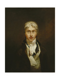 Self-Portrait Giclee Print by Joseph Mallord William Turner