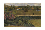 May, in the Regent's Park Giclee Print by Philip Wilson Steer