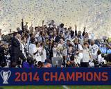 2014 MLS Cup Final: Dec 7, New England Revolution vs LA Galaxy Photo by Kelvin Kuo
