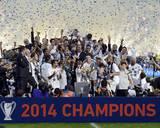 2014 MLS Cup Final: Dec 7, New England Revolution vs LA Galaxy Photo by Kelvin Kuo