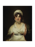 Mrs Siddons, as Mrs Haller in 'The Stranger' Giclée-tryk af Thomas Lawrence