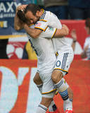 2014 MLS Cup Final: Dec 7, New England Revolution vs LA Galaxy - Jermaine Jones, Landon Donovan Photo by Kyle Terada