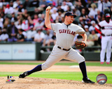 Bryan Shaw 2014 Action Photo