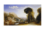 Palestrina - Composition Giclee Print by Joseph Mallord William Turner