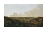 Mousehold Heath, Norwich Giclee Print by John Crome