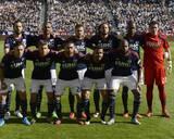 2014 MLS Cup Final: Dec 7, New England Revolution vs LA Galaxy - Andy Dorman, Robbie Keane Photo by Kelvin Kuo