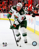 Ryan Suter 2014-15 Action Photo