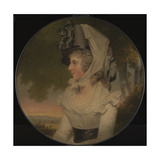 Lady Delaval Giclee Print by John Downman