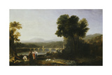 Apullia in Search of Appullus Giclee Print by Joseph Mallord William Turner