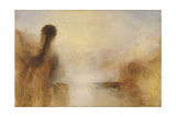 Landscape with Water Giclee Print by Joseph Mallord William Turner