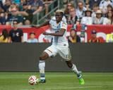 2014 MLS Cup Final: Dec 7, New England Revolution vs LA Galaxy - Gyasi Zardes Photo by Kyle Terada