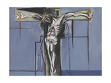 Crucifixion Giclee Print by Richard Wilson