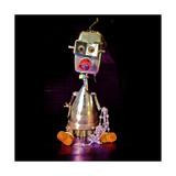 Robo Baby Giclee Print