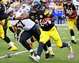 Le'Veon Bell 2014 Action Photo