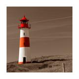 Lighthouse Giclée-tryk