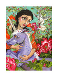 Time Heals Giclee Print by Coco Electra