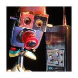 Robo Bayalarm Giclee Print