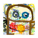 I Ate Them Giclee Print by Poul Pava