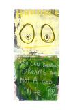 You Can Download Dreams Giclée-tryk af Poul Pava
