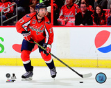 Karl Alzner 2014-15 Action Photo