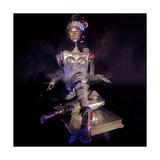 Robo Woman Giclee Print