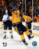 Filip Forsberg 2014-15 Action Photo