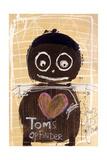 Tom Giclée-tryk af Poul Pava