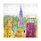 Empire State Giclee Print by Clara Summer
