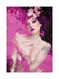 I'm Pink Giclee Print